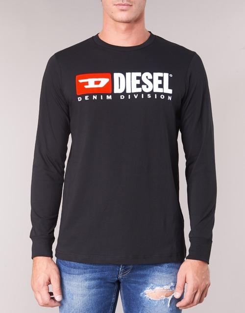 Black T Ls Just Diesel Division 6UnOwqZ0Ua