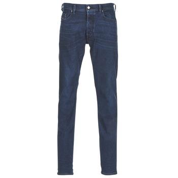 Clothing Men Slim jeans Diesel TEPPHAR Blue