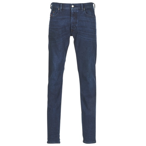Clothing Men slim jeans Diesel TEPPHAR Blue