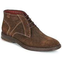 Shoes Men Mid boots Lloyd DALBERT Brown