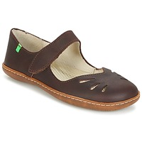 Shoes Women Flat shoes El Naturalista EL VIAJERO Brown