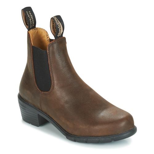 Shoes Women Mid boots Blundstone WOMEN'S HEEL BOOT Brown