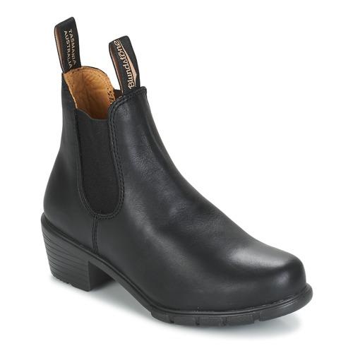 Shoes Women Mid boots Blundstone WOMEN'S HEEL BOOT Black