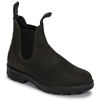 Shoes Mid boots Blundstone ORIGINAL SUEDE CHELSEA BOOTS Kaki