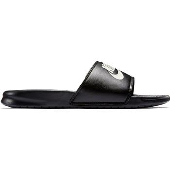 Shoes Men Tap-dancing Nike BENASSI JDI 343880 090 NEGRO