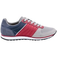 Shoes Men Low top trainers Big Star AA174102 Red