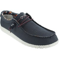Shoes Men Shoes Hey Dude Wally Sox Blue Multi