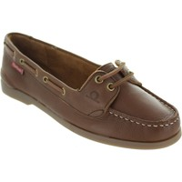 Shoes Women Boat shoes Chatham Rema Brown