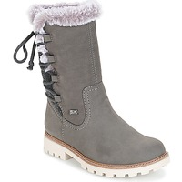 Shoes Women High boots Rieker  Grey