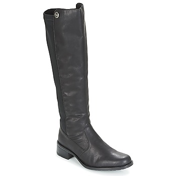 Shoes Women High boots Rieker ARNIA Black