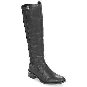 Shoes Women High boots Rieker ARNIA Black