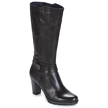 Shoes Women High boots Dorking REINA Black