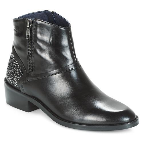 Shoes Women Mid boots Dorking CELINE Black