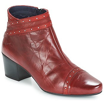 Shoes Women Ankle boots Dorking NIR Red