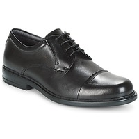 Shoes Men Derby Shoes Fluchos SIMON Black