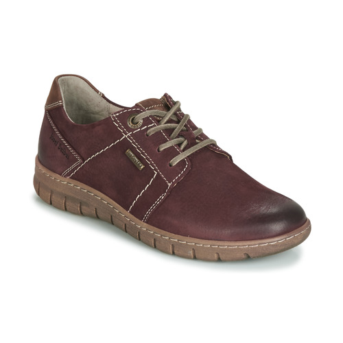 Shoes Women Derby Shoes Josef Seibel Steffi 59 Brown