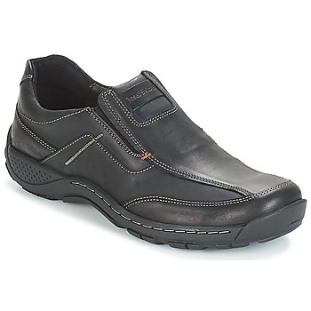 Shoes Men Derby Shoes Josef Seibel Nolan 18 Black