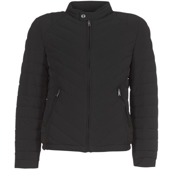 Clothing Men Jackets Guess NINIIE Black