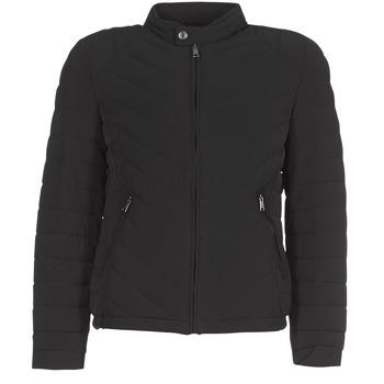 Clothing Men Duffel coats Guess NINIIE Black