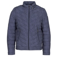 Clothing Men Duffel coats Guess PAKINT Blue
