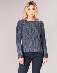 Clothing Women jumpers Guess AIDA Marine