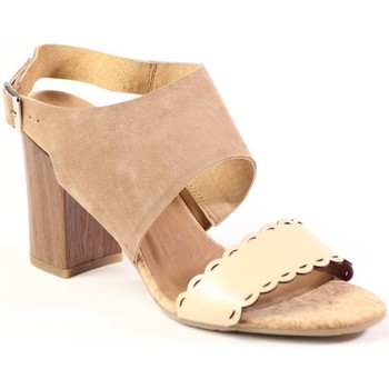 Shoes Women Sandals Ryłko 9HFD5RZG1F Beige