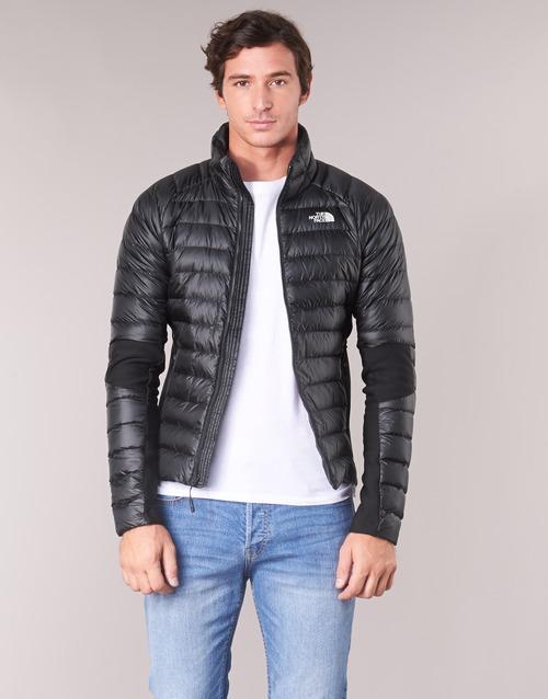 Clothing Men Duffel coats The North Face CRIMPTASTIC HYBRID Black