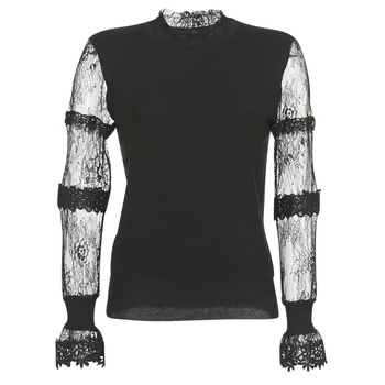 Clothing Women jumpers Derhy MARIONETTE Black
