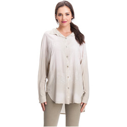 Clothing Women Shirts Laura Moretti Shirt VIENNES Off white F Off white