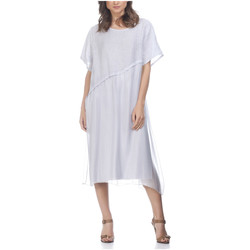 Clothing Women Long Dresses Laura Moretti Dress YZY Grey F Grey