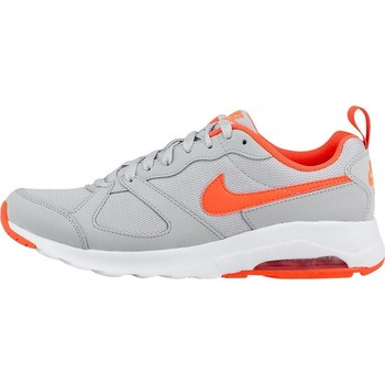Shoes Men Low top trainers Nike Air Max Muse Grey-Orange