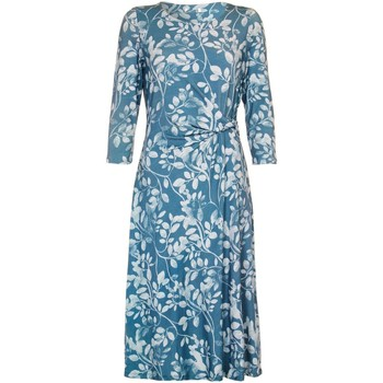 Clothing Women Short Dresses Anastasia EX Marks and Spencer -Green Draped Lined Jersey Dress Green