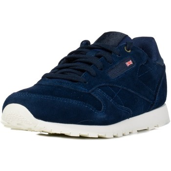 Shoes Children Low top trainers Reebok Sport CL Leather Mcc