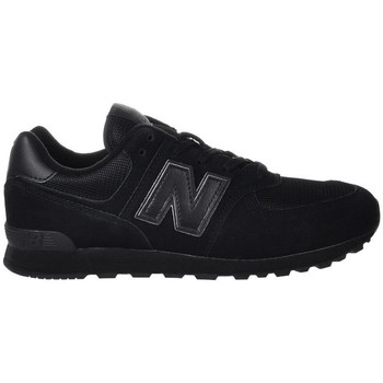 Shoes Children Low top trainers New Balance GC574TB Black