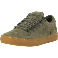 Shoes Men Low top trainers Timberland Men's Adventure 2.0 Cupsole Alpine Oxford Trainers, Green green