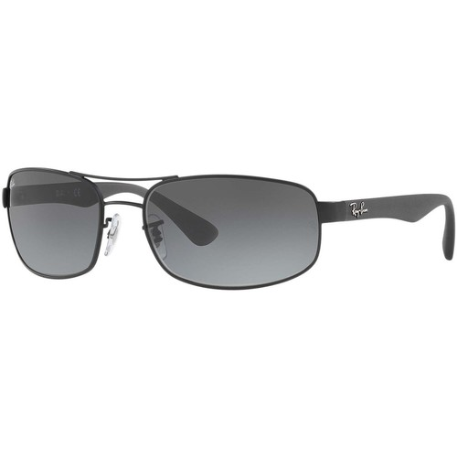 Watches Men Sunglasses Ray-ban Men's Orb Steel Sunglasses, Black black