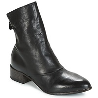 Shoes Women Ankle boots Moma NIKKITA Fox / Black