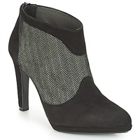 Shoes Women Ankle boots Peter Kaiser PATRINA Black / Grey