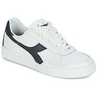 Shoes Low top trainers Diadora B.ELITE White / Marine