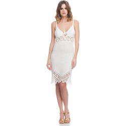 Clothing Women Dresses Laura Moretti Dress LRCP8N1031 White F White
