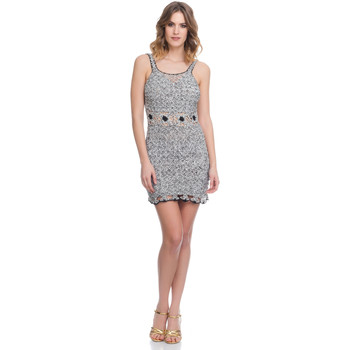 Clothing Women Dresses Laura Moretti Dress LRCP8N1062 Grey Woman Spring/Summer Collection 2018 Grey