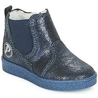 Shoes Girl Mid boots Primigi (enfant) WODY Blue