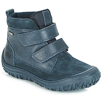 Shoes Boy Mid boots Primigi POG 24371 GORE-TEX Blue
