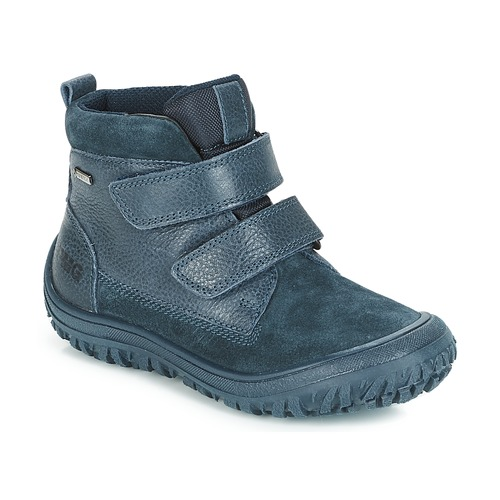 Shoes Boy Mid boots Primigi POG 24371 GORE-TEX Blue