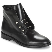 Shoes Women Mid boots Jonak DHAVLEN Black