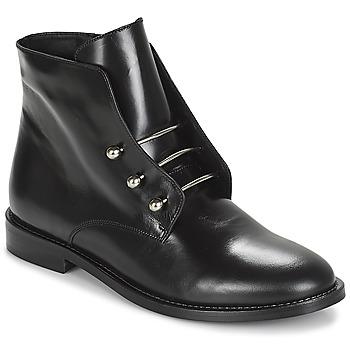 Shoes Women Mid boots Jonak DHAVLEN Black