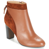 Shoes Women Ankle boots Jonak BEAR Cognac
