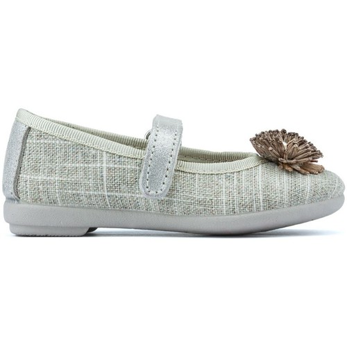 Shoes Children Flat shoes Vulladi HANDBAGS  DESI PIÑA K 5419 BEIGE