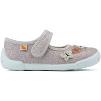 Shoes Children Flat shoes Vulladi LINO FLORES K 5781 LETINES pink