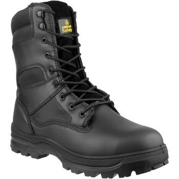 Shoes Men Safety shoes Amblers FS008 Black
